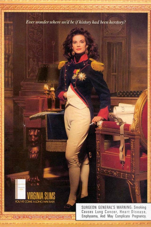 Napoléon et les cigarettes