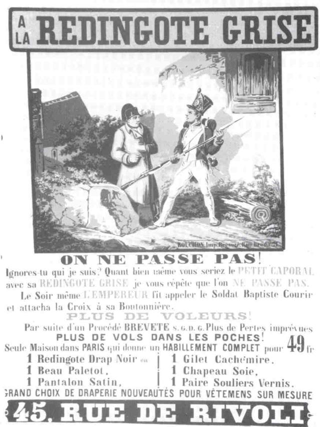 Napoléon et l'eau miraculeuse