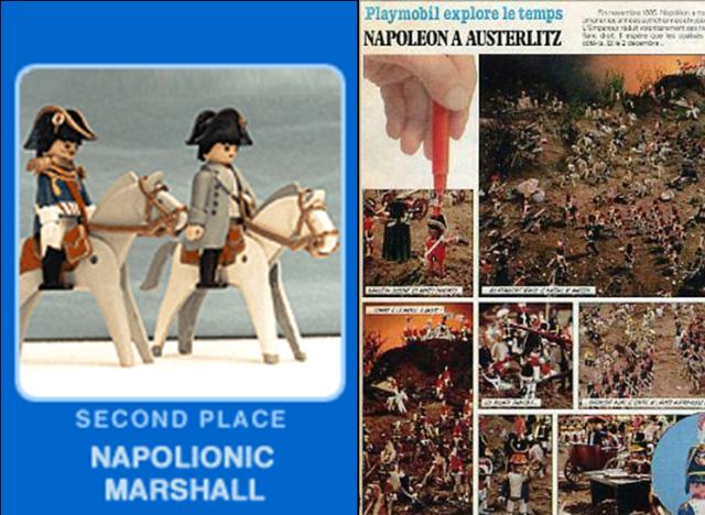 Napoléon et les Playmobil