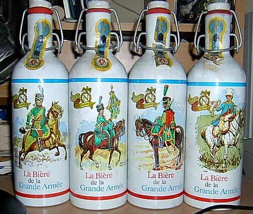 La Bière de la Grande Armée