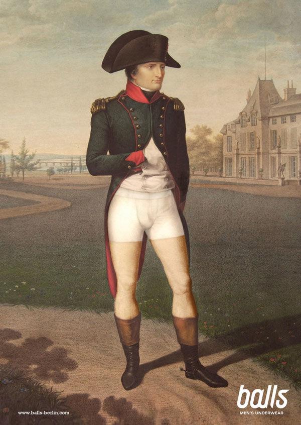 Napoléon et les sous-vêtements