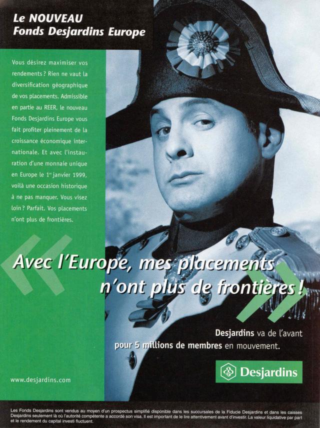 Napoléon et les fonds d'investissement