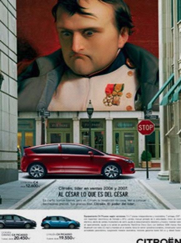 Napoléon et Citroën
