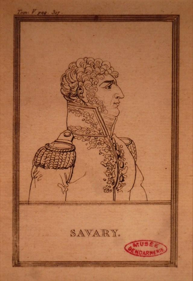 Général Savary, duc de Rovigo (1774-1833)