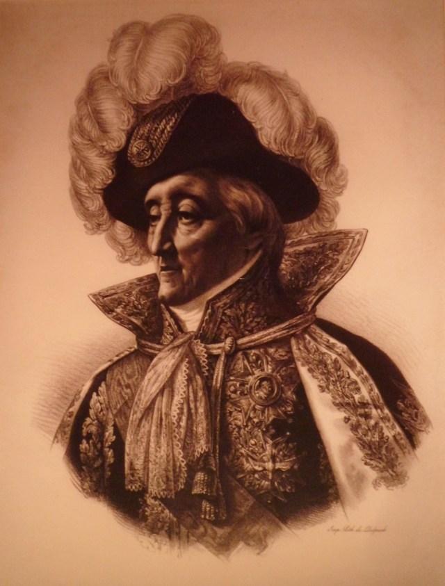 Maréchal Bon-Adrien Jeannot de Moncey (1754-1842)