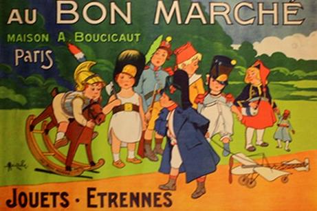 Napoléon au Bon Marché