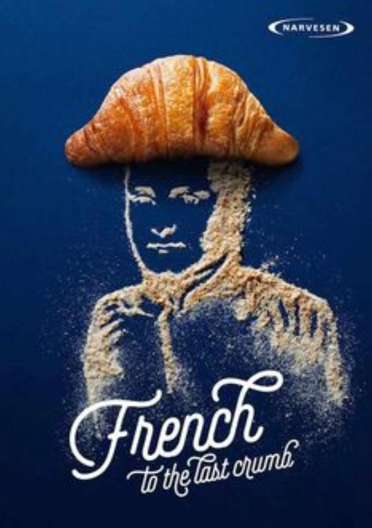 Napoléon et la croissanterie