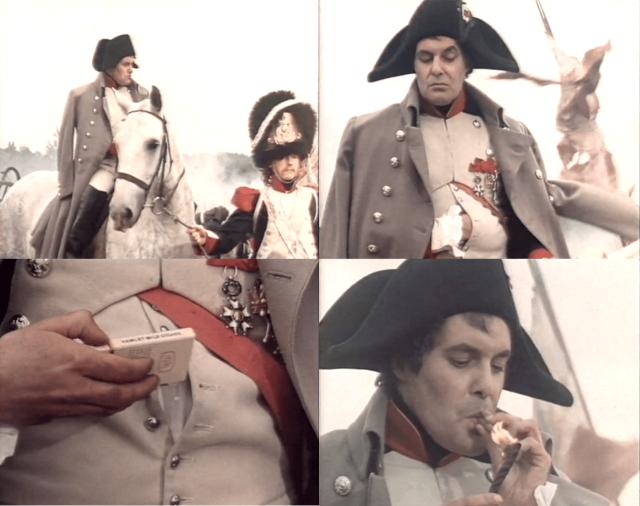 Napoléon et le tabac