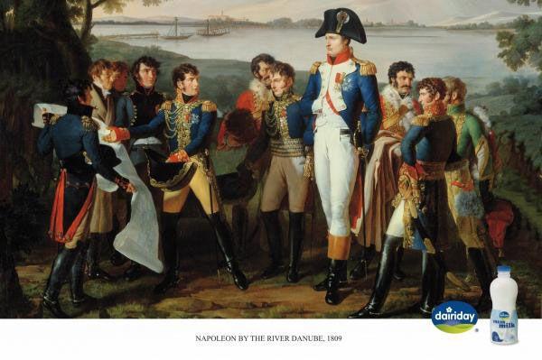 Napoléon et le lait Dairiday