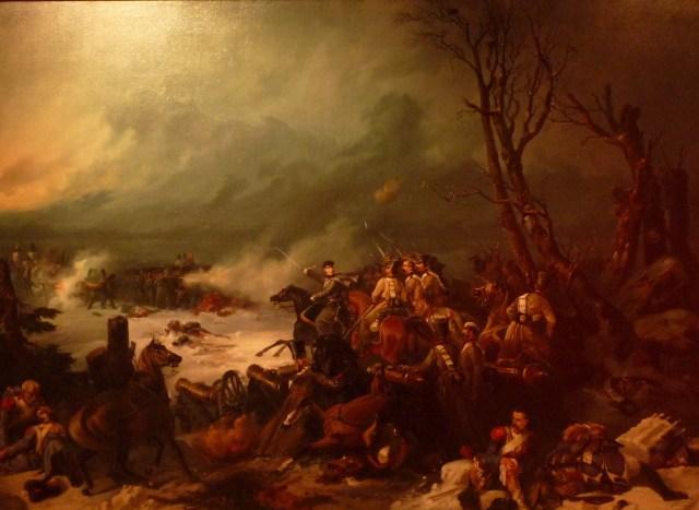 L'exploit de la batterie du colonel Nikitin à la bataille de Krasnoye