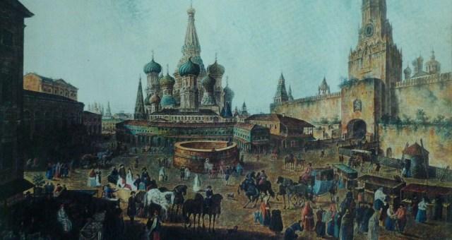 Le Kremlin, une forteresse urbaine